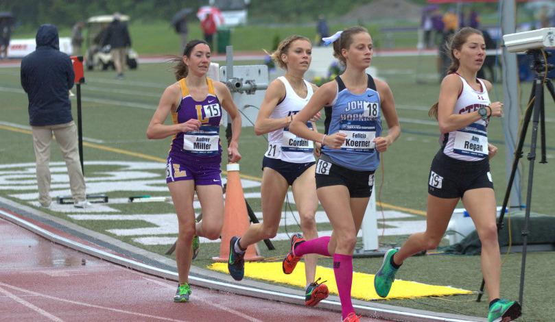 mujeres corriendo 1000 metros