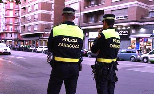 pruebas fisicas policia local zaragoza