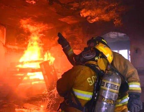 pruebas fisicas bombero